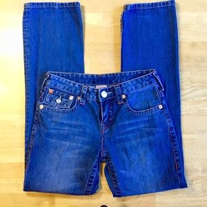 Children's True Religion Jeans (size 14) (spot)